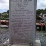 porthallow swcp half way marker 2
