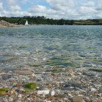 helford river from bosahan cove
