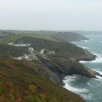 portloe from manare point