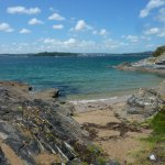 st anthonys to falmouth